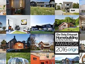 The Daily Telegraph Homebuilding & Renovating Awards 2016