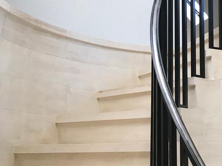 Precise steel and stone curves