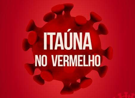 Entidades lançam campanha de alerta: Itaúna no Vermelho