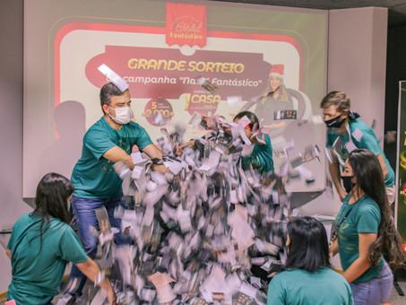 """Confira os ganhadores da campanha """"Natal Fantástico: Conexões de Amor"""""""