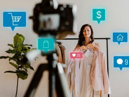 Vendedores utilizam técnicas de marketing de influência para divulgar produtos