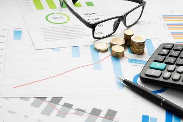 instrumentos-financeiros-de-close-up-com