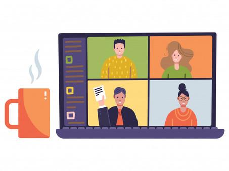 5 dicas de linguagem corporal para reuniões virtuais