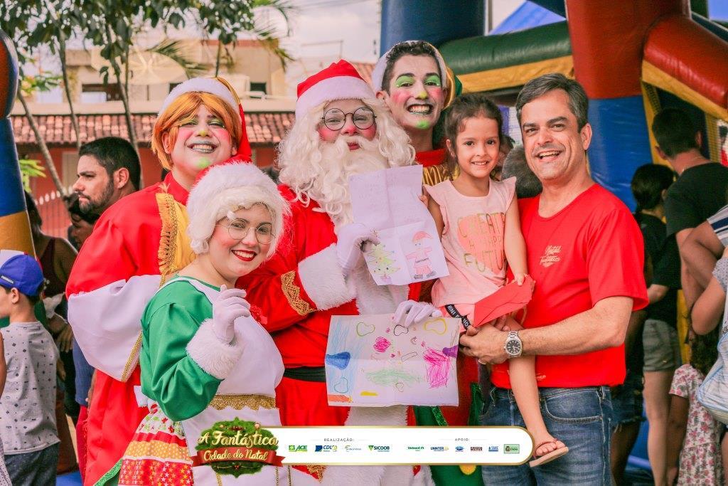 2019 12 07 - Natal Itinerante Itaunensse