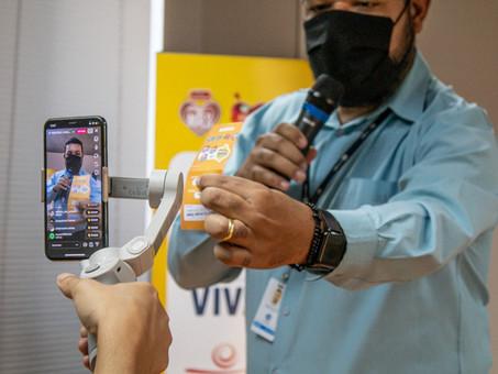CDL e ACE Itaúna realizam mais um sorteio da  campanha #JuntaItaúna