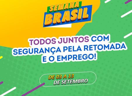 Semana Brasil é oportunidade para o varejo retomar as vendas