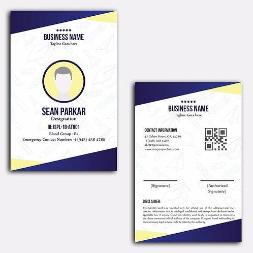 printonlinestore ID Card print