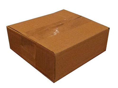 Packaging Boxes 6* 6* 2 Inch/15.24 *15.24 *5.08 cm- 3 ply