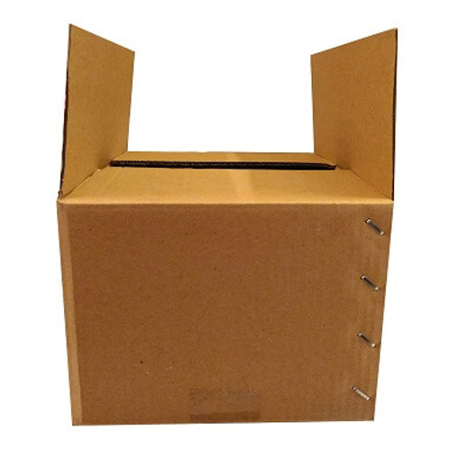 Corrugated Box/Packing Box/10*8*6 Inch/25.4 *20.32 * 15.24 cm 3 ply