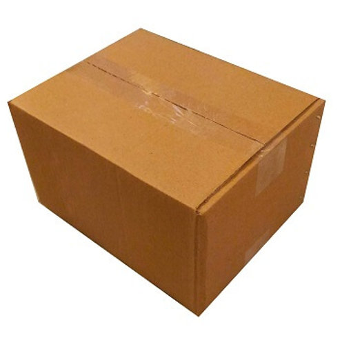 Corrugated Box Boxes 12*10*7 Inch/30.48 *25.4 *17.78 cm 3 ply