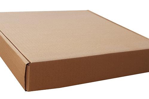 Corrugated Box 12* 12 * 2.25 Inch/30.48 *30.48 *5.08 cm 3 ply