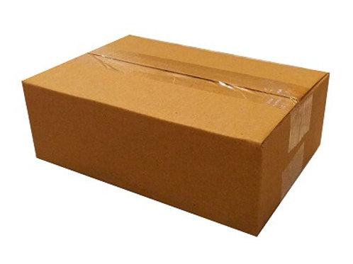 Corrugated Box Boxes/12*7.25*4.5 Inch/30.48 *18.41 *11.43 cm 3 ply