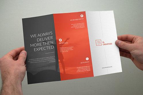 printonlinestore Brochure printing