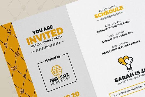 printonlinestore event card print