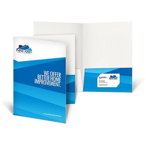 printonlinestore Presentation Folders