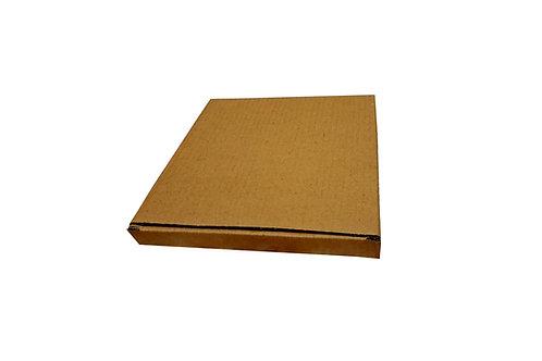 Corrugated Box 08* 08 * 01 Inch/20.32 *20.32 *2.54 cm 3 ply