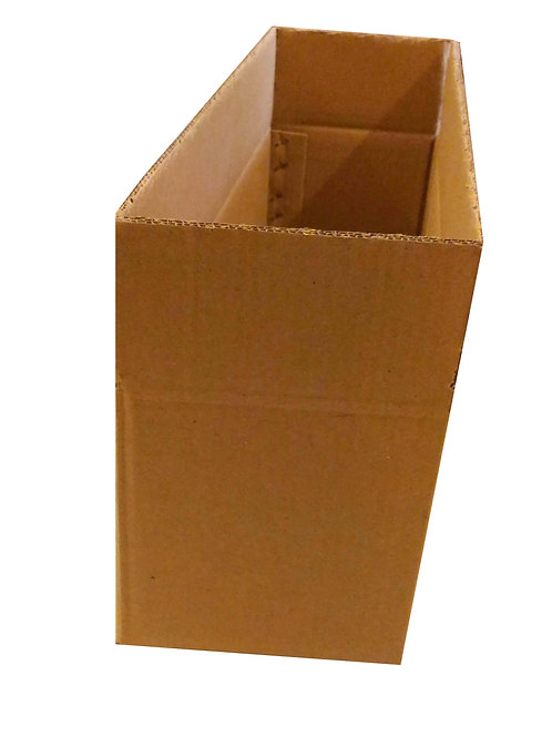 Corrugated Box/Packing Box 3 Ply 20* 6 * 5 Inch/50.8 *15.24 *12.7 cm