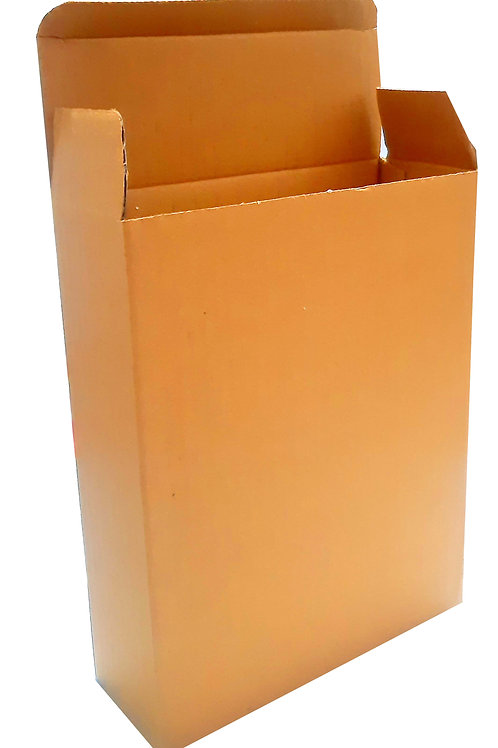 Corrugated Box 09 * 07 *2.5 Inch/22.86 *17.78 *6.35 cm 3 ply