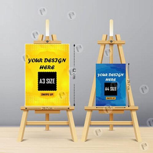 PVC Board Signs