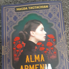 """Alma Armenia"", Magda Tagtachian"