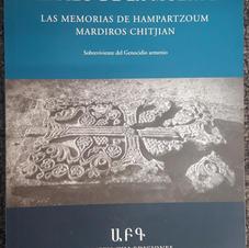 """""""Al filo de la muerte"""", Hampartzoum Mardirós Chitjian"""