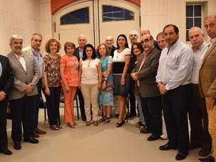 IARA: Encuentro con la embajadora de Armenia en Argentina, Ester Mkrtumyan