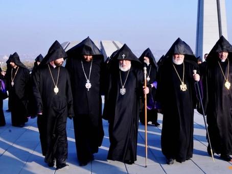 Obispos armenios emiten declaración sobre Coronavirus