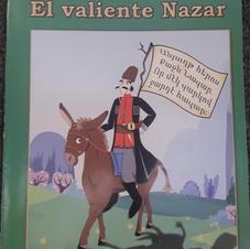"""El valiente Nazar"", Hovannés Tumanian"