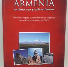 """""""Armenia, su tierra y su pueblo milenario"""", Mirta Djeredjian Sarafian"""