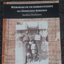 """""""Memorias de un sobreviviente del Genocidio Armenio"""", Soukias Soukoyan"""