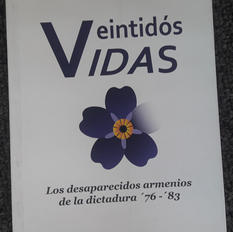 """Veintidós vidas"", Cristian Sirouyan"