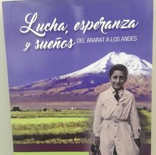 """""""Lucha, eseperanza y sueños"""", Surén Artinian"""