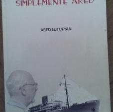 """""""Simplemente Ared"""", Ared Lutufyan"""