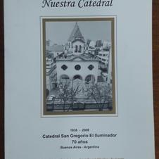 """Nuestra catedral"", Arturo Balassanian"