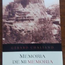 """Memorias de mi memoria"", Gerard Chaliand"