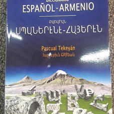 """Diccionario Español - Armenio"""