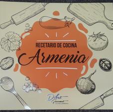 """Recetario de Cocina Armenia"""