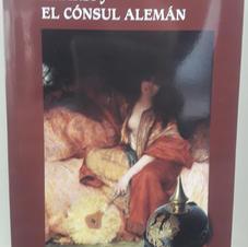 """""""Araxi y el cónsul alemán"""", Carlos Sáenz"""