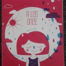 """""""A los once"""", Vanesa Boyadjian"""