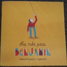 """Otra nube para Benjamín"", Vanesa Boyadjian"