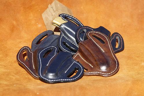 Buck 110 leather sheath
