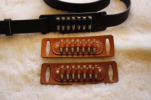 Belt slide cartridge carriers