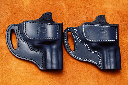 "OWB Holster for Charter Arms 2.2 - 2.5"" Barrel Large Frame Revolvers"
