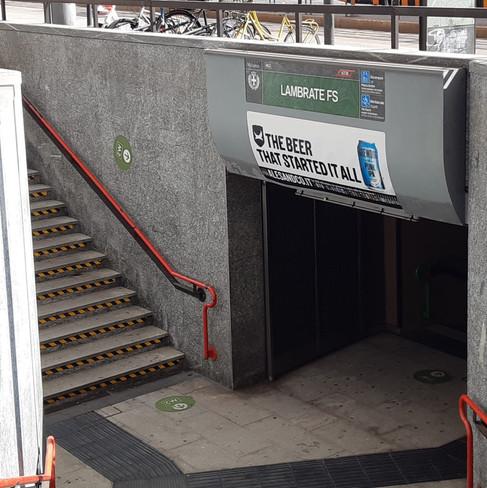 Metro Lambrate