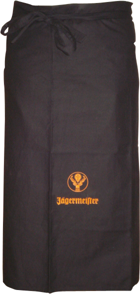 Schürze Jägermeister