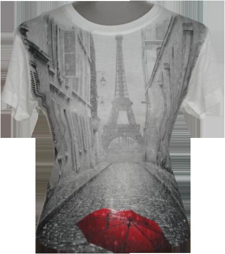 T-Shirt Paris oh H