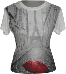 T-Shirt Paris oh H