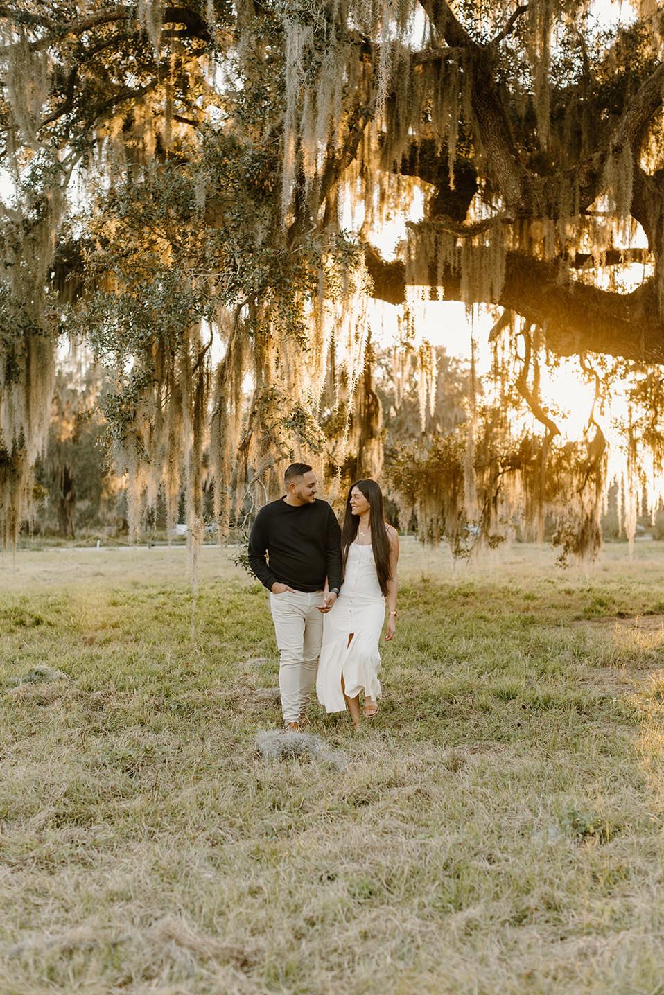 Lakeland Florida Engagement Photographer