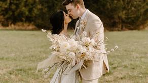 Bucks County Pennsylvania Backyard Wedding