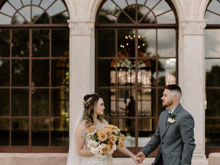 The Howey Mansion Wedding | Florida